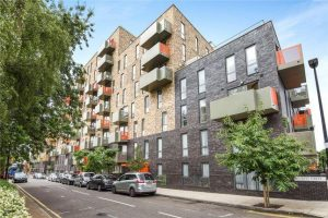 Icon Apartments, 32 Duckett Street, London, E1 4FX